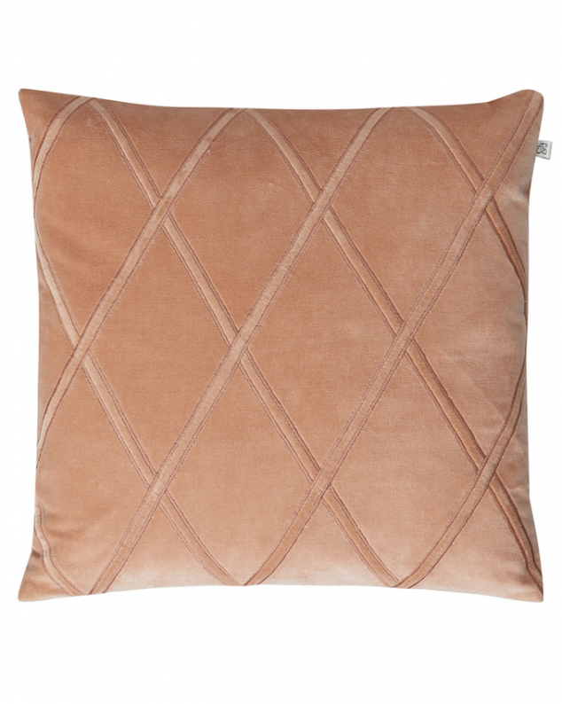Orissa - Rose in the group Cushions / Velvet Cushion Covers at Chhatwal & Jonsson (ZCC740131-15V)