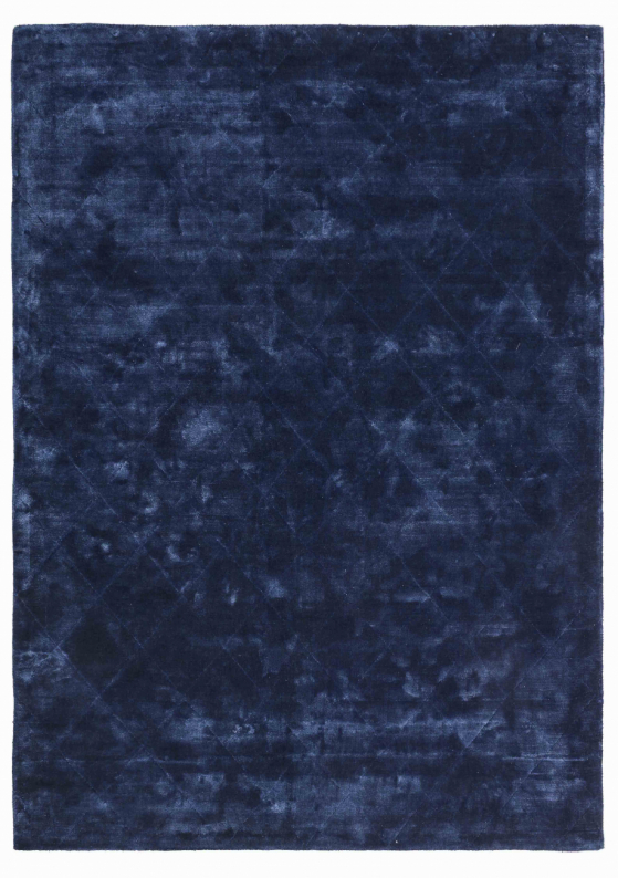 Baga - Blue in the group Rugs / Viscose Rugs at Chhatwal & Jonsson (ZDH792644-11)