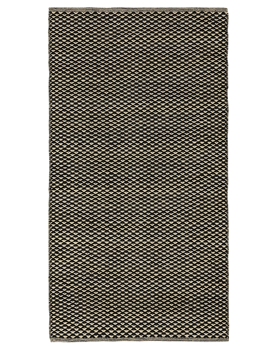 Amrit - Black/Khaki in the group Rugs / Runners at Chhatwal & Jonsson (ZOI180890-12)